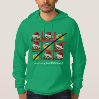 Moletom o hoodie dos homens engraçados mal feitos da lista