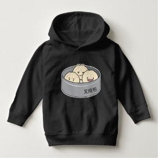 Moletom O pequeno almoço chinês do dim sum do bolo da
