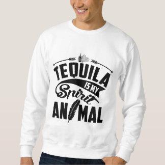 Moletom O Tequila é meu animal do espírito