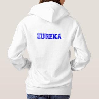 Moletom objecto indispensável legal Eureka-Engraçado da