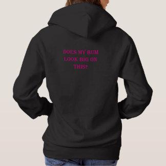 """Moletom """"Olhe"""" hoodies feitos sob encomenda grandes do"""