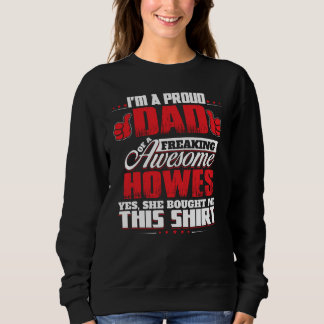 Moletom Orgulhoso ser t-shirt de HOWES