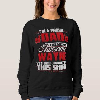 Moletom Orgulhoso ser t-shirt de WAYNE