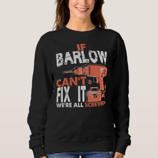 Moletom Orgulhoso ser Tshirt de BARLOW