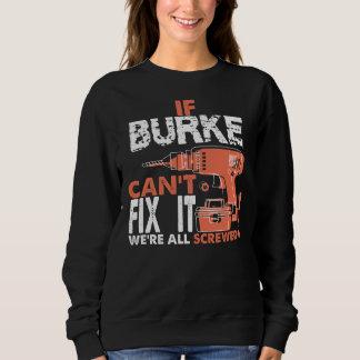 Moletom Orgulhoso ser Tshirt de BURKE