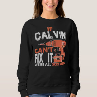 Moletom Orgulhoso ser Tshirt de CALVIN