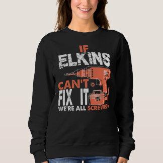 Moletom Orgulhoso ser Tshirt de ELKINS