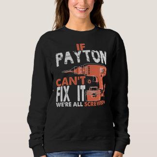 Moletom Orgulhoso ser Tshirt de PAYTON