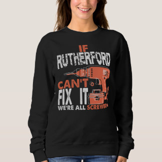 Moletom Orgulhoso ser Tshirt do RUTHERFORD