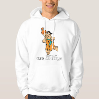 Moletom Os Flintstones | Fred & Flintstone dos seixos