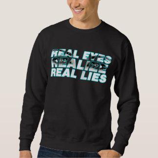 Moletom Os olhos reais realizam a camisola real das