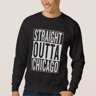 Moletom outta reto Chicago