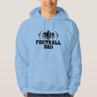 Moletom Pai do futebol americano do pai do futebol