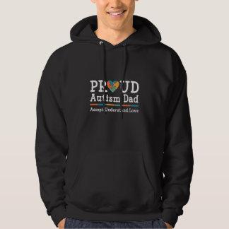 Moletom Pai orgulhoso do autismo