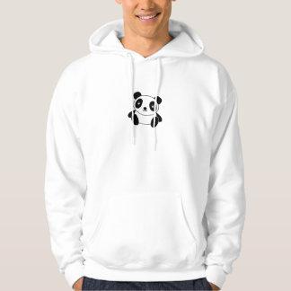 Moletom Panda bonito