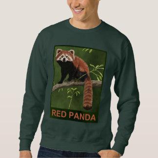 Moletom Panda vermelha