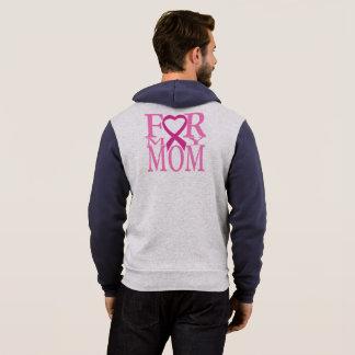 Moletom Para meu Hoodie da consciência do cancro da mama