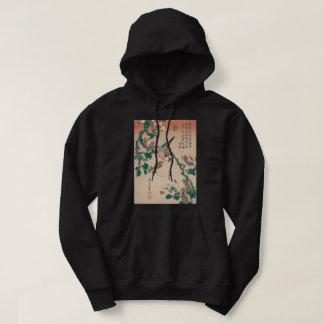 Moletom Pardal de Hokusai Java na arte de GalleryHD da