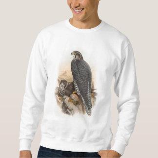 Moletom Pássaros noruegueses de John Gould do falcão de