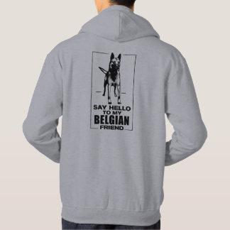 Moletom Pastor belga - Malinois