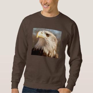 Moletom Perfil majestoso da águia americana