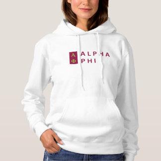 Moletom Phi alfa   empilhado