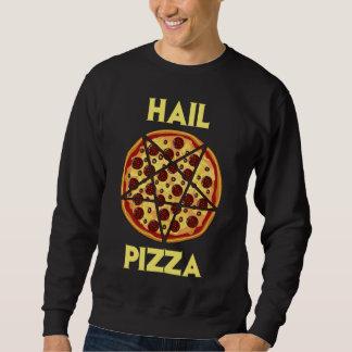 Moletom Pizza da saraiva
