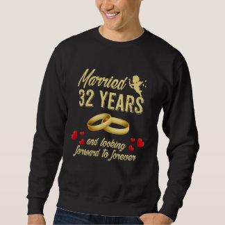 Moletom Presente da esposa do marido. 3ò Ideias do t-shirt
