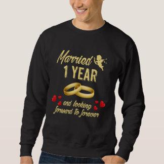 Moletom Presente da esposa do marido. ø Ideias do t-shirt