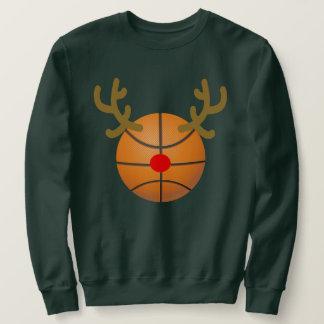 Moletom presente engraçado do Natal do t-shirt do