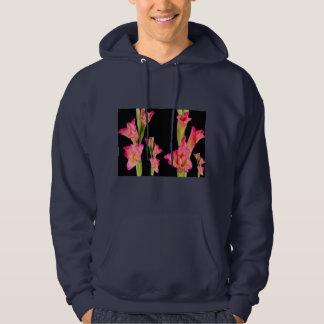 Moletom Presentes elegantes florais do buquê cor-de-rosa