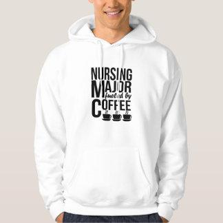 Moletom Principal de nutrição abastecido pelo café