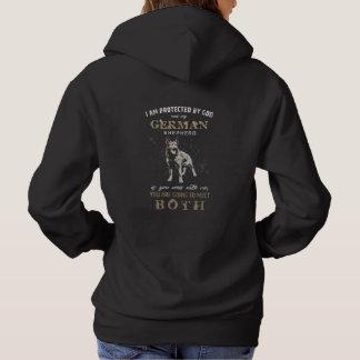 Moletom Protegido pelo cão de german shepherd - GSD