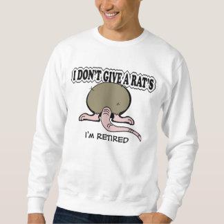 Moletom Ratos atrás