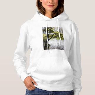 Moletom Reflexões na camisola das madeiras
