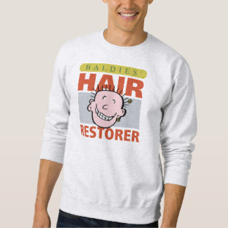 Moletom Restorer de cabelo de Baldies