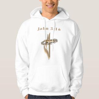 Moletom Roupa do 3:16 de John