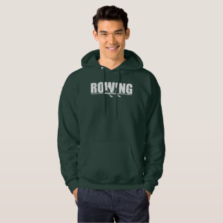 Moletom Rowers que enfileiram o Hoodie do presente
