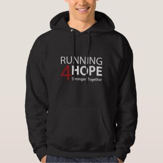 Moletom Running4Hope Stronger Together