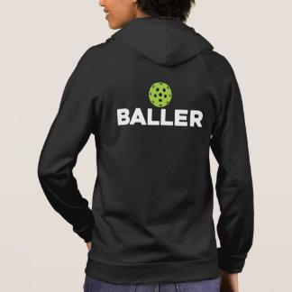 Moletom (Salmoura) Hoodie de Baller Pickleball