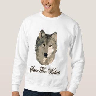 Moletom Salvar os lobos
