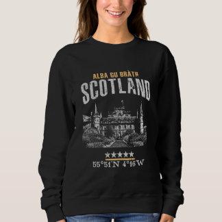 Moletom Scotland
