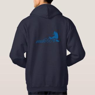 Moletom sensação nanovolt? (TM) Hoodie do Snowboarder
