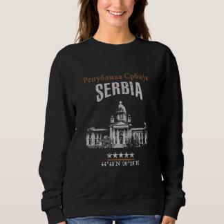 Moletom Serbia