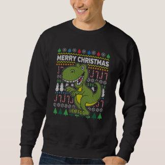 Moletom Série feia verde dos animais selvagens da camisola