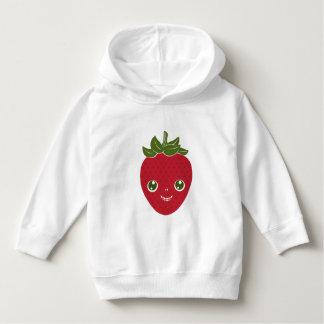 Moletom Skullberry, morango doce que tem o trapaceiro ido