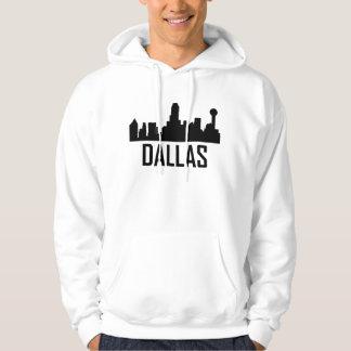 Moletom Skyline da cidade de Dallas Texas
