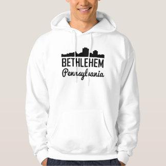 Moletom Skyline de Bethlehem Pensilvânia