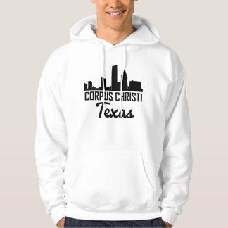 Moletom Skyline de Corpus Christi Texas