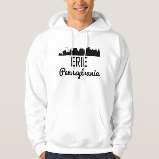Moletom Skyline de Erie Pensilvânia